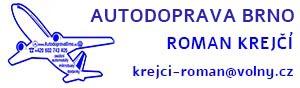 Autodoprava Roman Krejčí na letiště a po EU - Just another WordPress site